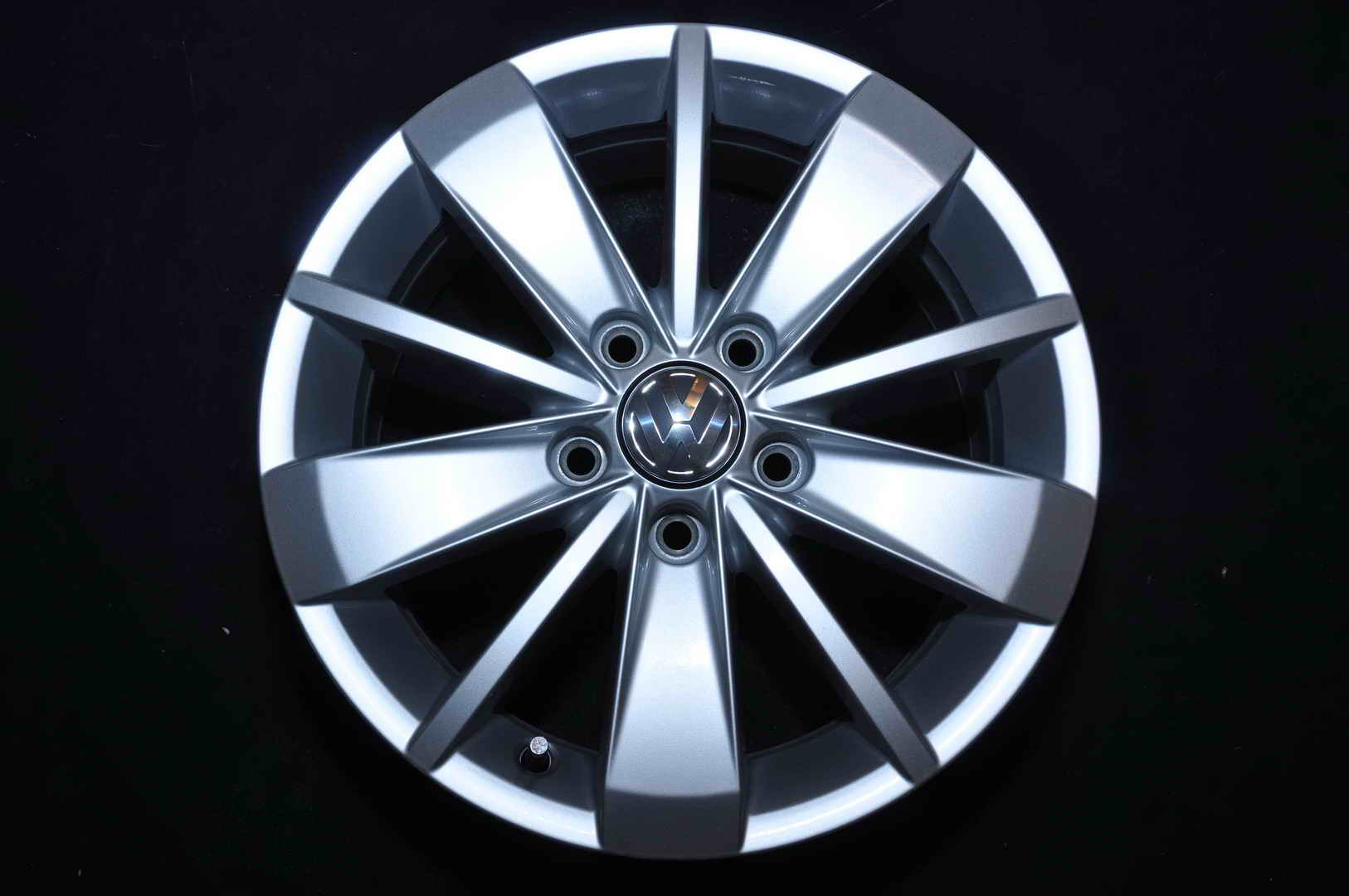 Jante Originale VW Golf Jetta 6.5J 16 inch ET50 5C0601025AM 13