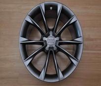 Jante Originale Audi A5 8T 8T0601025CA 18 inch Gri Antracit