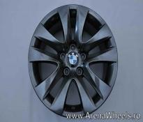 Jante Originale BMW Seria 3 E90 E91 E92 E93 Seria 4 GT F36 17 inch Style 338 Gri Antracit
