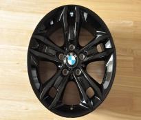 JANTE ORIGINALE BMW X1 E84 17 inch Style 319 Negru