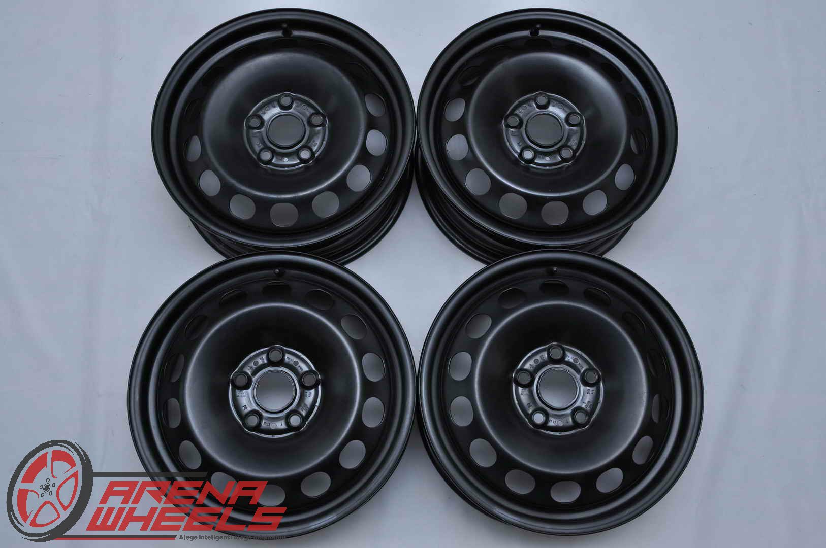 Jante Tabla Originale VW Golf 7 5G Audi A3 8V 6J 16 inch ET48 5Q0601027Q 01