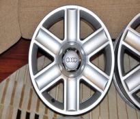SET JANTE ORIGINALE AUDI TT 8N 7.5Jx17 inch, ET32