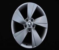Jante Noi 17 inch Originale Skoda Superb 3 3T 17 inch 3V0601025AJ R17